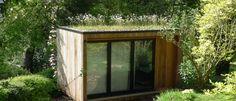 Alcove Garden Room - Sedum Roof