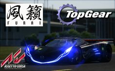 Assetto Corsa   Mazda Furai   Top Gear