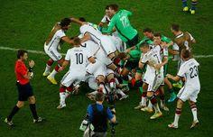 Pin for Later: Erlebt noch einmal die größten Emotionen der WM 2014 Das Finale gegen Argentinien
