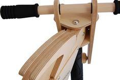 Kiddimoto Wooden Balance Bike
