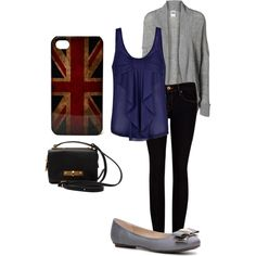 Simple Outfit for school