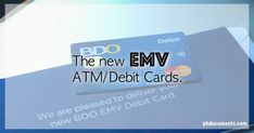 Have you Claimed your New EMV ATM Card? – Online and Offline Transactions Atm Card, Philippines, News, Cards, Maps