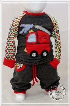 Sets - ♥Süßes Baby Newborn Set gr.68.♥ - ein Designerstück von LiLaNa-Design bei DaWanda