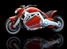 BlueShift Electric Motorcycle