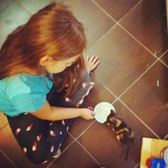 #cuccioli loro . . #Story del #gattino perduto  ... Aveva tanta sete . . . #latergram #kitty #kittykat #kittylove #cat #catsofinstagram #catstagram #catslovers #gatto #gattiitaliani #gattogram #gattidiinstagram #micetto #micio #miciomiao #miao #meow #igers #igerslazio #igersroma #cutie #cute #cuties #puppy #pet