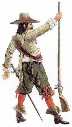 france soldier 17th century - Sök på Google
