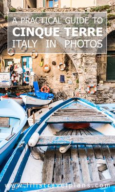 Photo guide to Cinque Terre, Italy