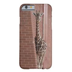 #Giraffe iPhone6 Case http://www.zazzle.com/rinchen365flower*  #phone case