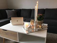 Kjøpt ny sofa & bord fra en av Norges største bloggere! Decor, Furniture, Sofa, Table, Home Decor, Bord, Coffee Table