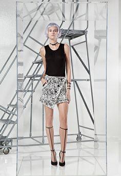 ALEXIS Nele top and Roma skirt
