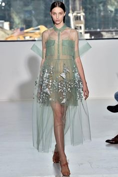 Delpozo Spring 2015 Ready-to-Wear | @andwhatelse