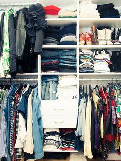 Leandra Medine's closet