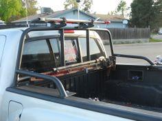 Headache Rack My Projects Pinterest Jeep Mods