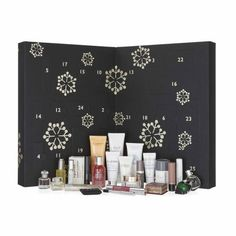 John Lewis- £149  Can you believe this is John Lewis' first ever beauty advent calendar? Judging by the 25 products inside (like NARSOrgasm Blush, MACLip Intensity Lipstick and heaps of designer perfumes from Hermèsto Chloé ) they're just as skilled atcarefully curating their advent calendarsas they are at hitting us inthe feels with their Christmas adverts every year.