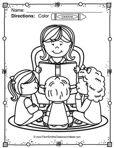 68 Back To School Coloring Pages For Your Classroom Or Personal Childrens Fun Students Can
