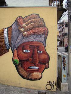 NUNCA http://www.widewalls.ch/artist/nunca/ #graffiti