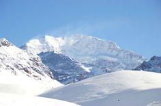 Cerro Aconcagua - Cordillera de Los Andes