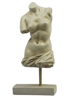 Classic Roman villas featured marble sculptures and statues in their gardens and loggias. Many of these were copies of ancient Greek originals, which focused on the youthful perfection of the male or
