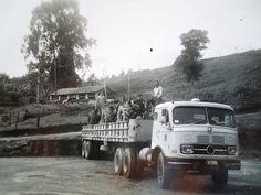 Antigos Verde Amarelo: Caminhões Mercedes - Benz : LP 1520 , LP 331 e LP 321 ...
