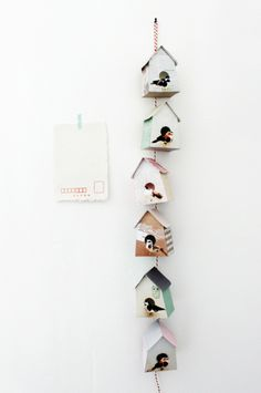 Studio Dittle birdhouse creation