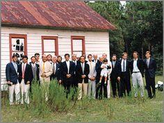 the Kennedy men @ the wedding