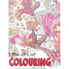 The Art Of Colouring Patterns by Jo Joof | New In - Non Fiction Books at The Works
