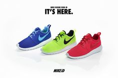 b26a660c713a The Nike Roshe Run was recently made available for personalization via  NIKEiD