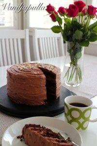 Vegaaniset mokkapalat (maidoton ja munaton) - Vaniljapullan keittiössä - Vuodatus.net - Pancakes, French Toast, Breakfast, Desserts, Food, Morning Coffee, Tailgate Desserts, Deserts, Essen