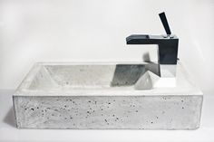 Beton Waschbecken - Concrete Sink - Hand-Made