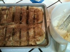 Cinnamon Pizza Sticks With Dipping Glaze Recipe - Food.com - Made these and they are incredible.  We used milk instead of whipping cream.  Fulfills my desire for the pizza shop kind but with a lot less cost.