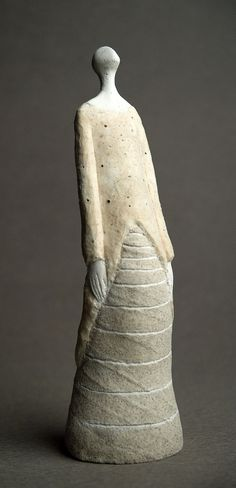Valerio Calonego Sculptures Céramiques, Art Sculpture, Pottery Sculpture, Ceramic Figures, Clay Figures, Ceramic Clay, Ceramic Pottery, Paperclay, Clay Art