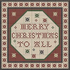 Traditional Wish • Chart – would certainly not stitch is in these colours [from Liberty Primitives]