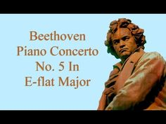 "Beethoven - Piano Concerto No. 5 In E-flat Major, Op. 73, ""Emperor"", with Alfred Brendel, piano and Bernard Haitink cond. the London Philharmonic Orchestra. - YouTube"