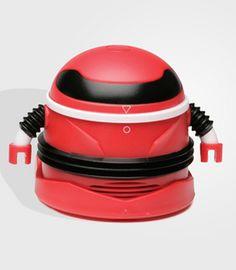 Cute little robot vacuum ^_^