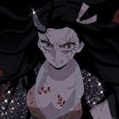 Yandere Anime, Chica Anime Manga, Otaku Anime, Kawaii Anime, Cool Anime Pictures, Cute Anime Profile Pictures, Demon Slayer, Slayer Anime, Anime Black Hair