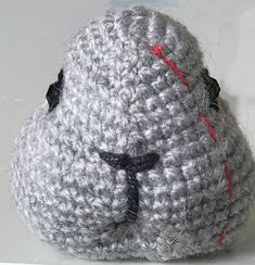Cuclandia: Rabbit Crochet Projects, Rabbit, Crochet Hats, Knitting Ideas, Blog, Bunny, Recipes, Crochet Animals, Rabbits