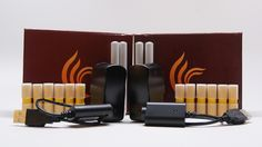 Electronic Cigarettes by Firelight Fusion