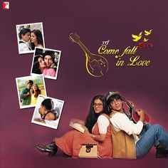 The month of December was dedicated to the most romantic films of YRF. #ComeFallinLove