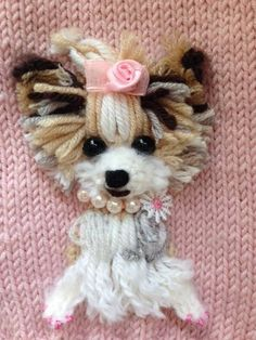 dog sweaters More - Salvabrani Yorkie Clothes, Pet Clothes, Knitting Projects, Crochet Projects, Dog Pattern, Dog Sweaters, Dog Dresses, Pet Accessories, Yarn Crafts