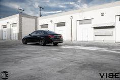 Mercedes E350 on Vertini Dynasty
