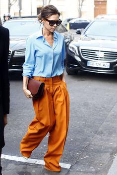 23 januari 2017 - Victoria Beckham Style File