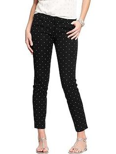 Womens The Pixie Ankle Pants