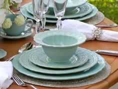 Porto Brasil Cerâmica Bowls, Four Square, Tablescapes, Dinnerware, Table Settings, Plates, Dishes, Tableware, Kitchen