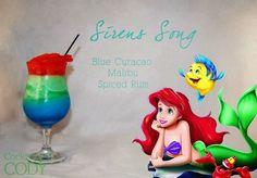 Livin' La Vida Loca: Disney Inspired Cocktails