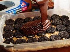 Chocolate Suicide - Slutty Brownies Recipe