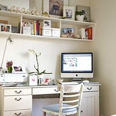 Different types of shelves and how you can integrate them into your office