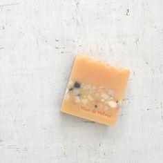 Laneways Soap (VELVET) Mandarin, Grapefruit, Litsea & Benzoin - Macadamia and Coconut Milk Soap