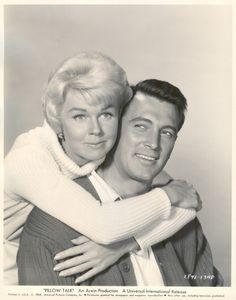 Doris Day & Rock Hudson in Pillow Talk (1959)