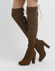 99111dfd6 16 Best FashionShoes images | Charlotte russe, Over the knee boots ...
