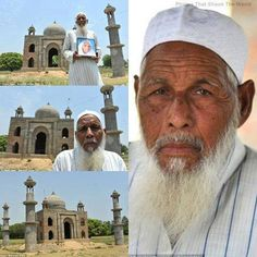 Devoted husband spends his life savings so he can build a scale replica of the Taj Mahal in honour of his dead wife, in his garden.  Read the story of Indian Empire… http://www.historyonweb.com/46/New%20Indian%20Empire